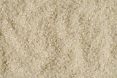 Egyptian Rice Background. Top View. Food Background. White Rice Grains Texture poster