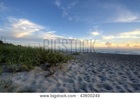 Indialantic Beach in Florida