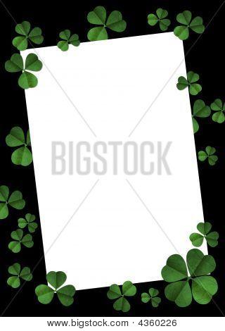 St Patricks Poster