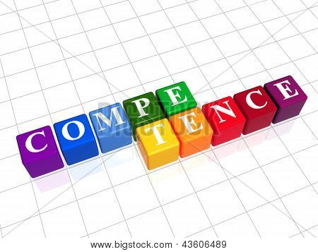 Competence In Color Cubes