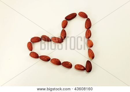 Heart Healthy Almonds