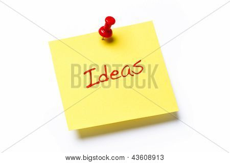 Ideas Note