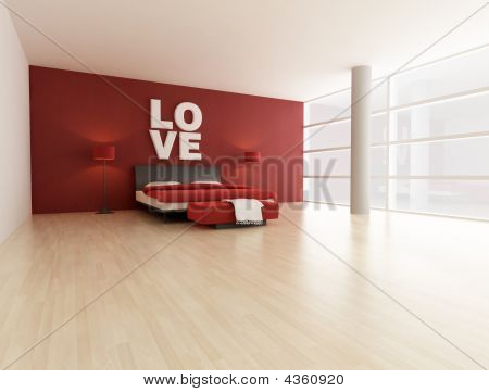 Love Bedroom