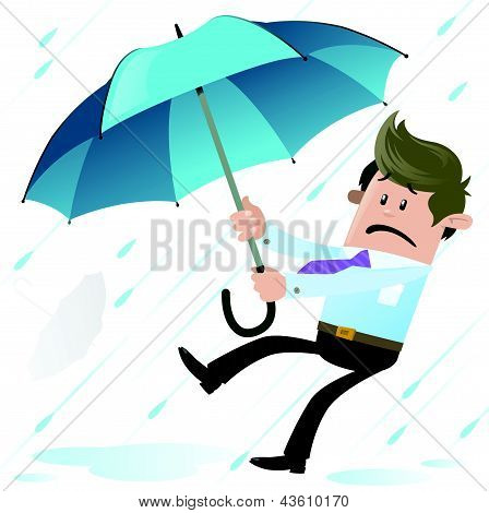 Business Buddy blown away with Umbrella