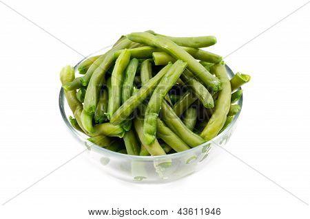 Green Cooken Beans