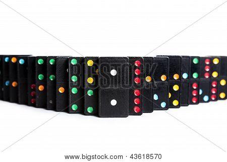 Domino Barrier