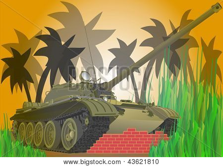 Vector tank