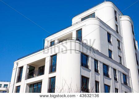 Modern townhouse in Berlin