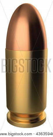 9 mm bullet