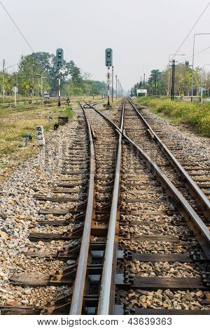 Railroad, Chaingmai - Bangkok