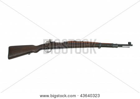 Antique Mauser Rifle