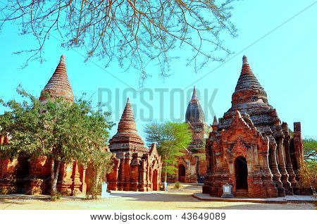 Bagan, Myanmar (Burma)