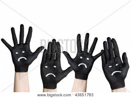 Sad Hands