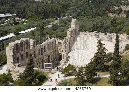Athens Ancient Theather