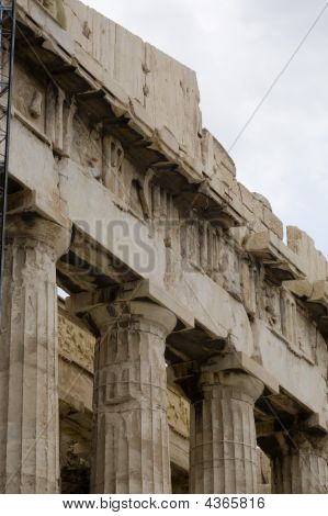 Fronton Of Parthenon