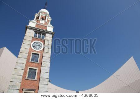 Hong Kong Clocktower