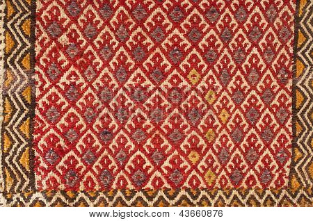 Turkish rug background