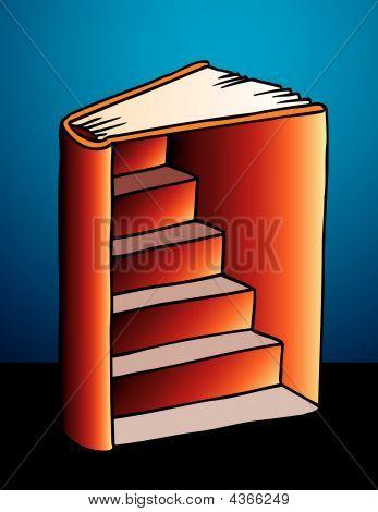 Book Stairway