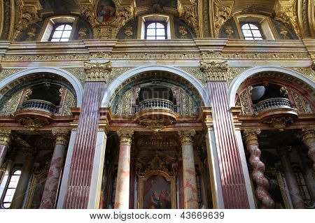 Vienna - Jesuit Church
