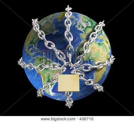 Earth In Shackles
