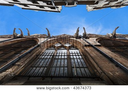 Church Of Saint-severin In Paris