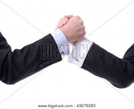 Arm Wrestling Business