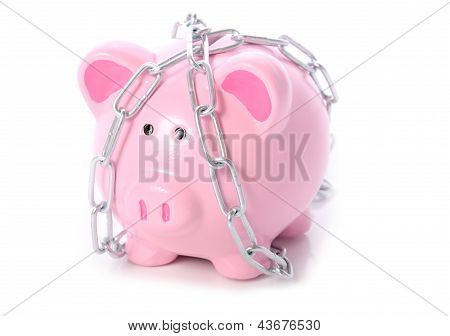 Piggy In Chains