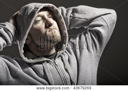 Homem de cafetão