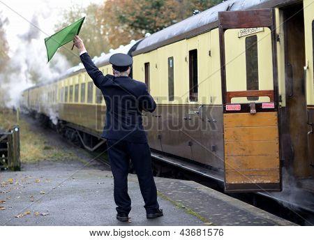 Train Guard