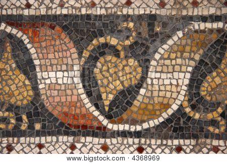 Byzantinisches Mosaik