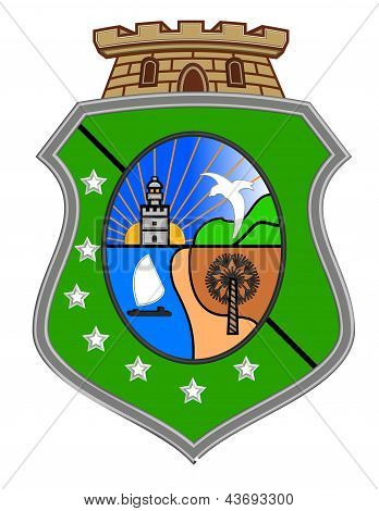 Ceara State Coat Of Arms