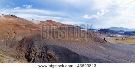 Hverir. Iceland