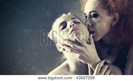Vampire's Kiss.