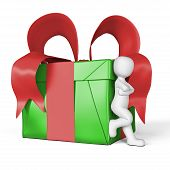 My Gift In Red And Green