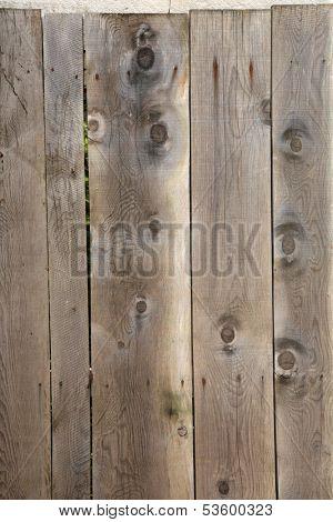 Weathered Wooden Door Background