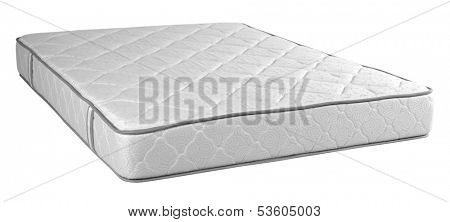 Mattress. Isolated