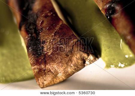 Quinoa Portobello