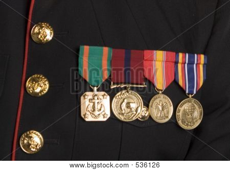 Soldier Medals