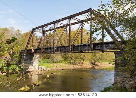 Retired Railroad Bridge