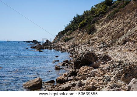 Katakolon Beach