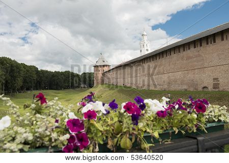Ancient Fortress Novgorod