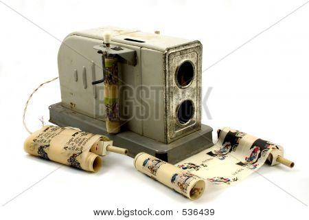 Cinematographic Toy