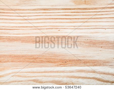Sanded And Oiled Ashwood Plank