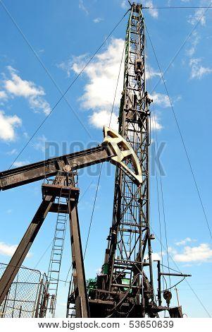 Work Of Oil Industry