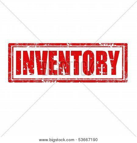 Inventory-stamp