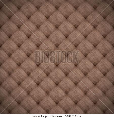 Brown Canvas Slanting Pattern Background