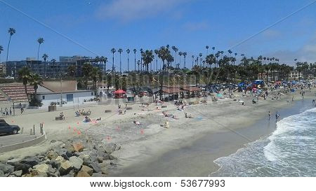 Oceanside City Beach