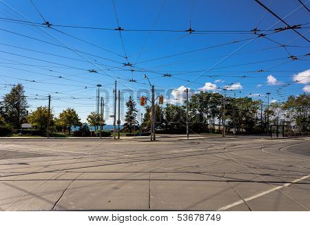 Street car cables
