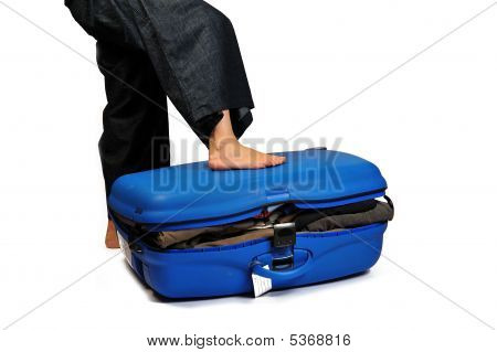 Step On The Suitcase