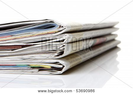 newspaper, journal